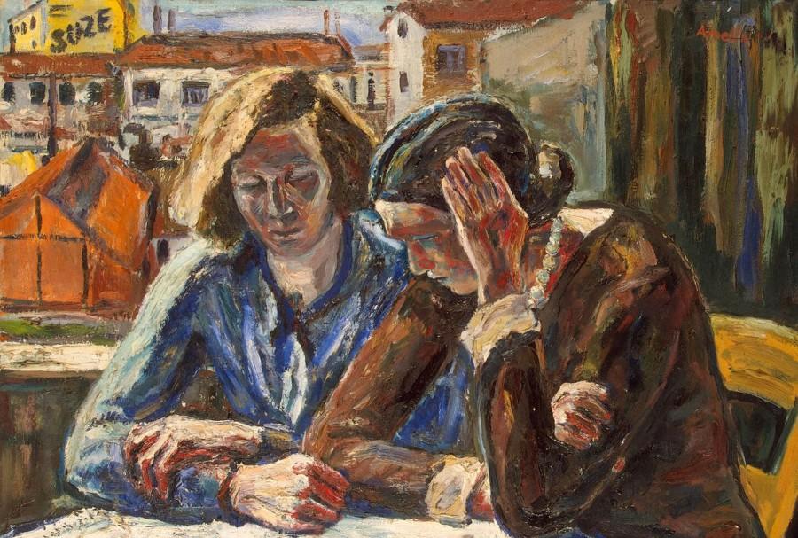 Amelin_Albin-ZZZ-Two_Women_by_the_Window, 1936